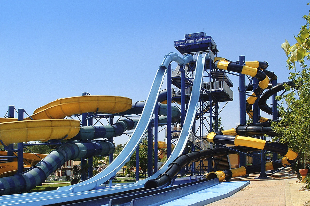 SPLASHWORLD Aqualand Resort