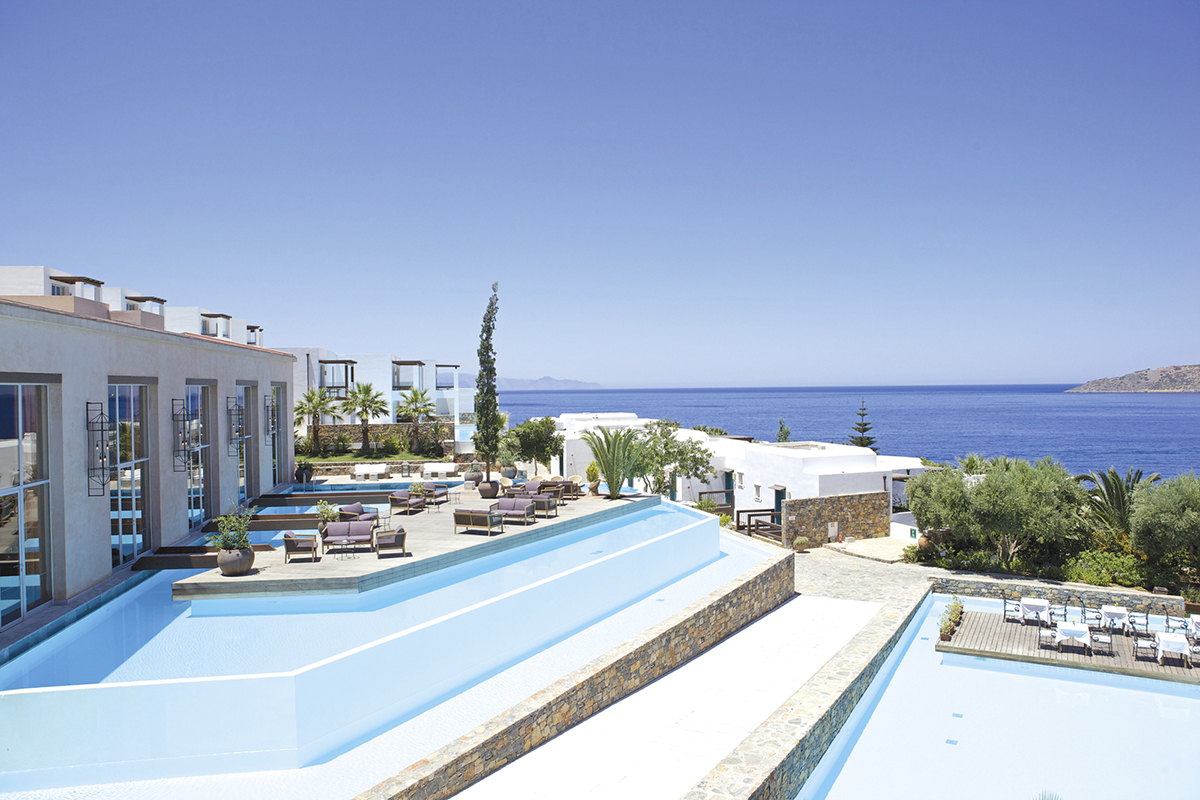 Grèce -TUI BLUE For Two Elounda Village Resort & Spa